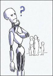 I Robot by Nekomimi