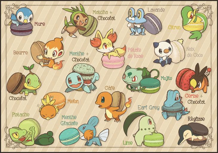 Print Page - Pokémon