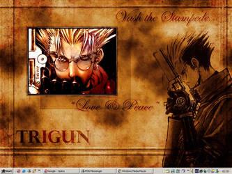 Trigun by Ray-Pan-TCO