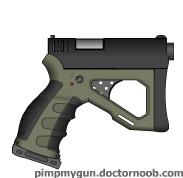 Leprechaun handgun by Robbe25