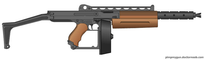 Thompson M1A2 by Robbe25