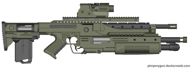 """SPW """"Operator"""" Uziel by Robbe25"""