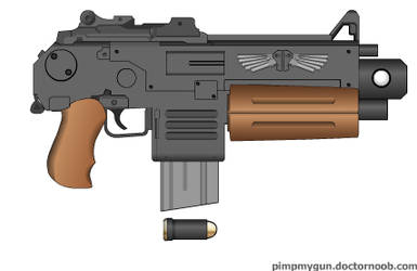 Colt 'Bolter' by Robbe25