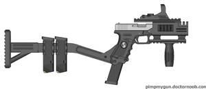 SPW 'Operator' Glock 19