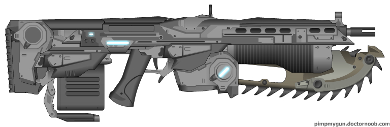 Bullpup Lancer by Robbe25