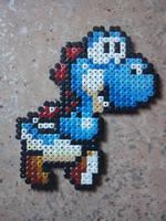 Blue Yoshi by UterlyID