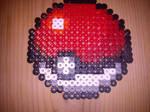 Pokeball beads