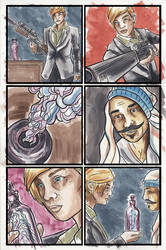 Watercolour Comic - Page 9