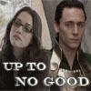 Darcy + Loki: Up to No Good by zara2148