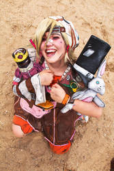 Tiny Tina - Borderlands 2 cosplay