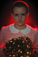 Eleven - Stranger Things cosplay by MaryMustang01