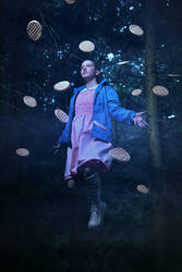 Eleven - Stranger Things cosplay