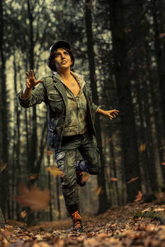 Clementine Cosplay - The Walking Dead