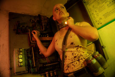 Christine Royce - Fallout: New Vegas Cosplay