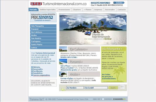 TurismoInternacional.com.co