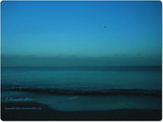 A Sea by Kanashii-Hito