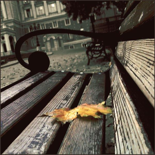 Autumn's Kiss by Kanashii-Hito