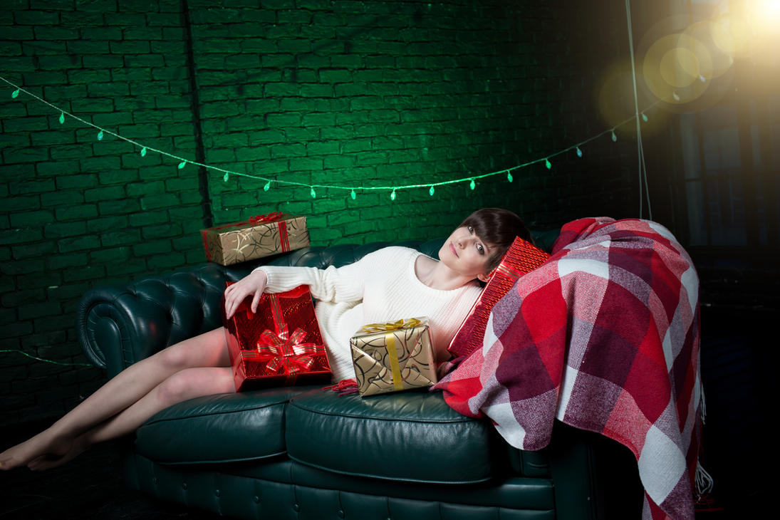 Some Christmas mood ^^ by MaryMellark