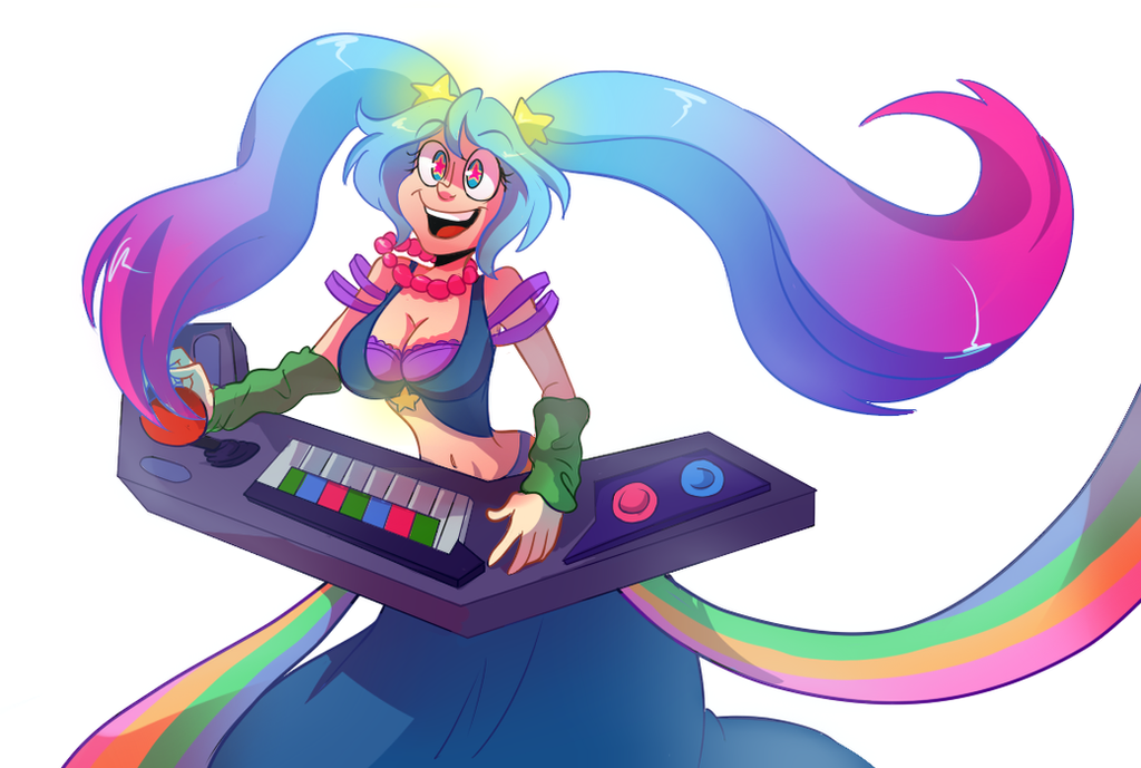 Sona Arcade by LiETrickSTER