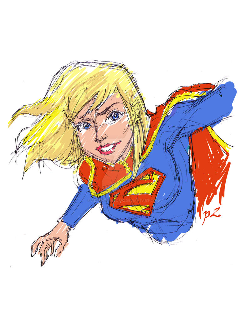 Supergirl by adventuresofp2