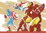 The Avengers Trinity
