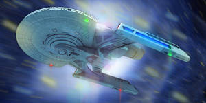 Star Trek Caprica Class 3D