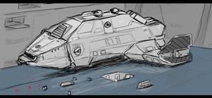 Star Wars Imperial Transport