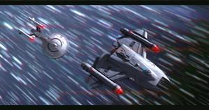 Star Trek : Cruising at Warp