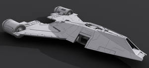 Star Wars Republic Interceptor