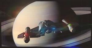 Star Trek Manta Ray