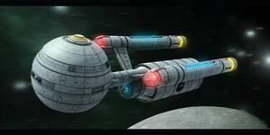 Star Trek Deadauls Class