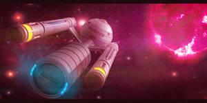 Star Trek Daedalus Clss