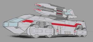 Sci Fi Artillery WIP