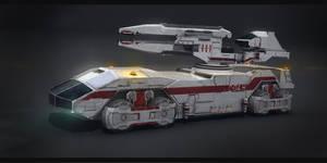 Sci Fi Artillery