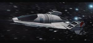 Star Wars Slayn Korpil Fighter
