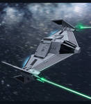 Star Wars Imperial TIE Fighter 3D
