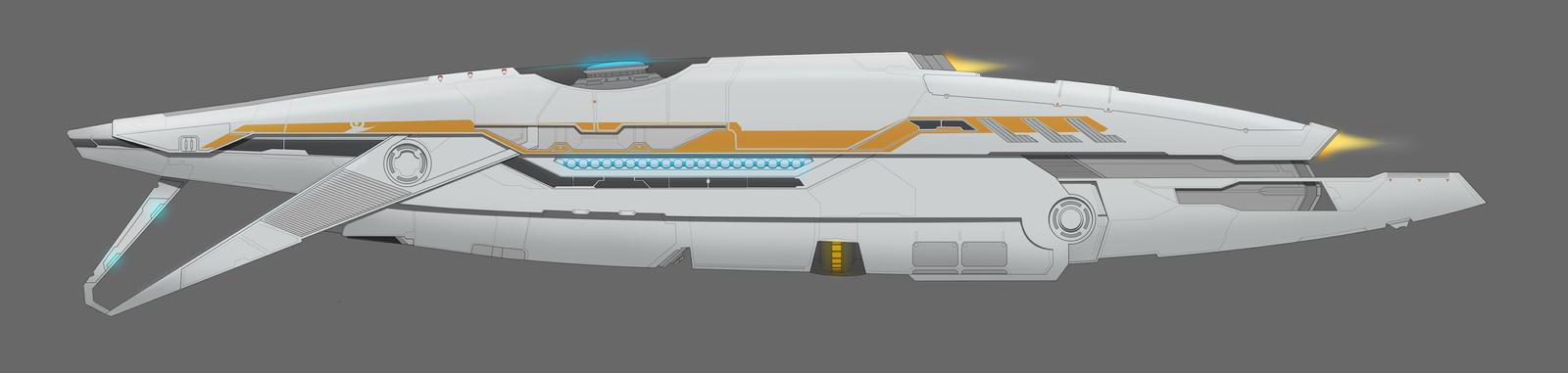 Sci-Fi Explorer by AdamKop
