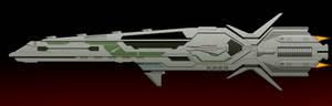 Sci-Fi Destroyer