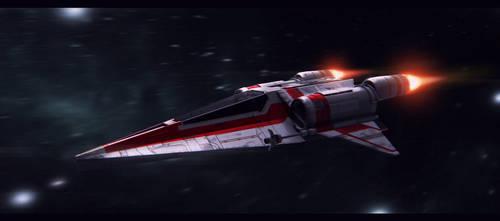 Star Wars Incom T-75 M-Wing