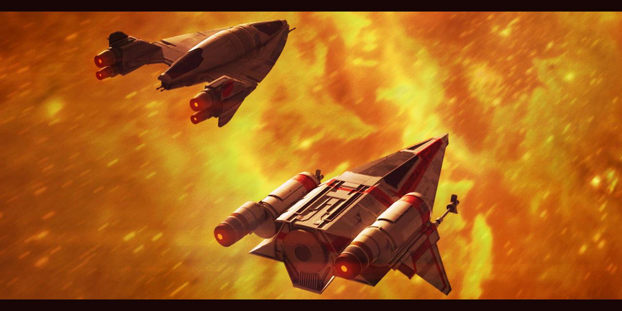 Star Wars Patrol Group by AdamKop