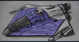 Star Wars Incom R-10