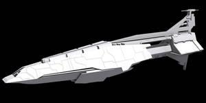 Star Wars Rebel Nebulon Frigate WIP