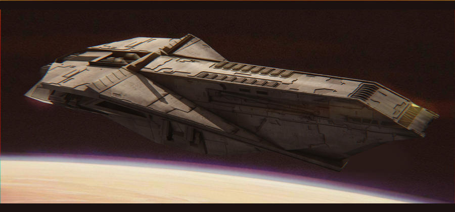 Space Odditities Star_wars_czerka_arms_cargo_ship_by_adamkop-d4w1uwi
