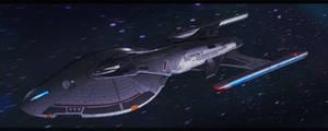 Star Trek USS Starfire