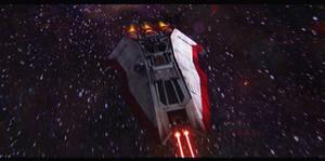Star Wars Corellian Corvette