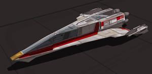 Star Wars Incom T-85