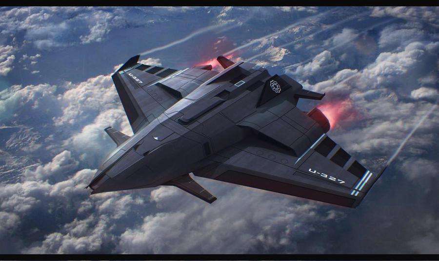 Modular Shuttle K36 by AdamKop