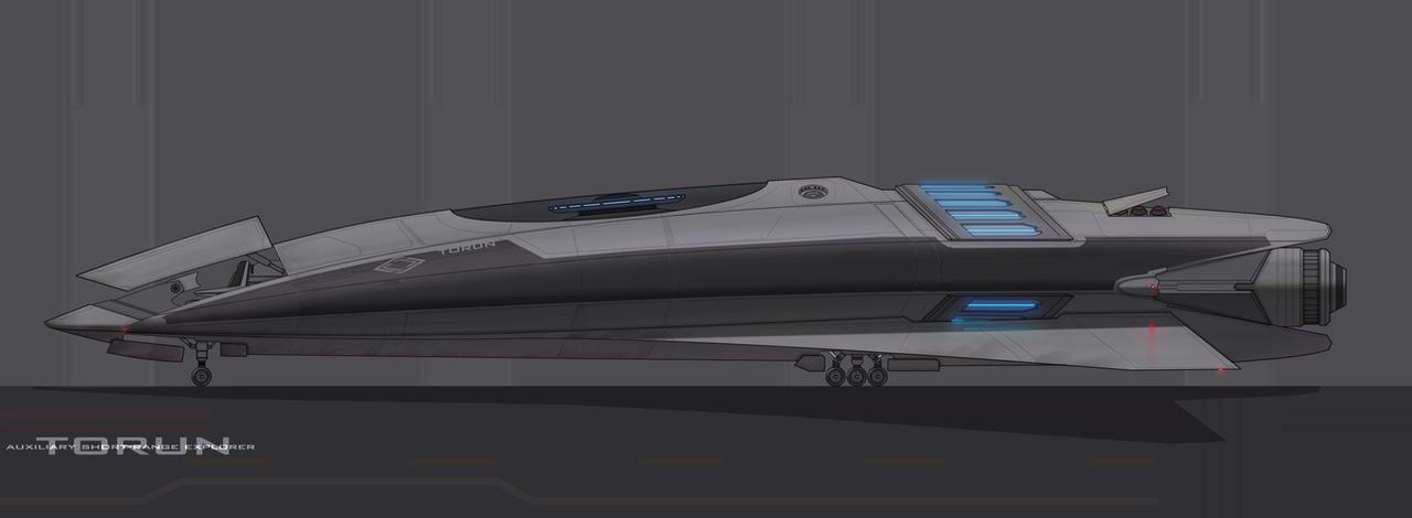 Chronicles of Man Torun-Class Vehicle by AdamKop