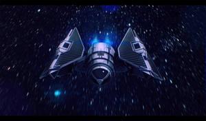 Star Wars New Jedi Order TIE Fighter