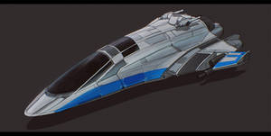 Star Wars Aayla Secura's Starfighter